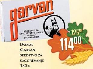 Sredstvo za sagorevanje Garvan