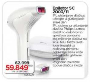 Epilator 5C 2003/11