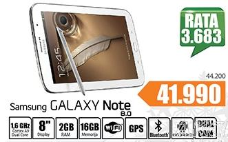 Tablet Galaxy Note 8.0
