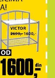 Noćni stočić Victor