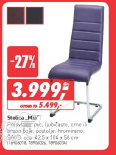 Stolica Mia