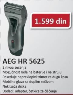 Aparat za brijanje HR5625