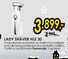 Lady Shaver HLE 30