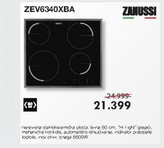 Ugradna ploča ZEV6340XBA