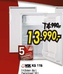 Frižider KS115