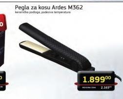 Presa Za Kosu M 362