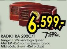 Radio Ra-202c/t