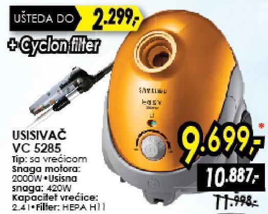 Usisivač Vc 5285
