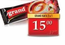 Kafa instant 3u1