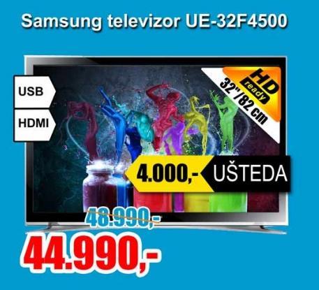 Televizor UE-32F4500
