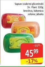 Sapun glicerinski lubenica