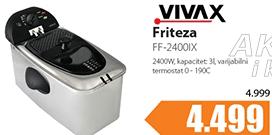 Friteza FF-2400IX