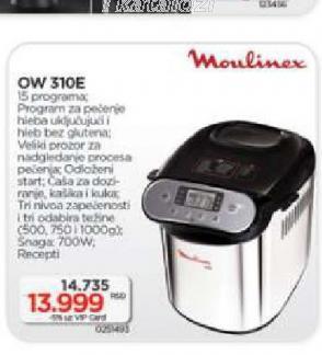 Pekara OW 310E32