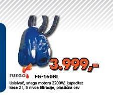 Usisivač FG-160BL