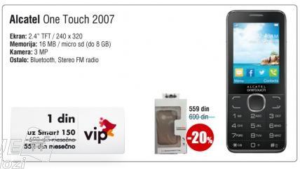 Mobilni telefon Onetouch 2007