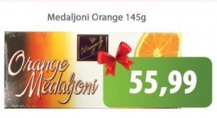 Medaljoni orange