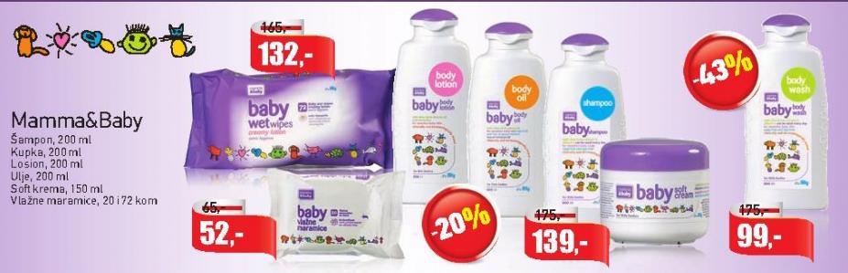 Soft krema za bebe