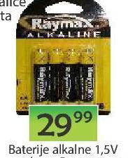 Alkalne Baterije