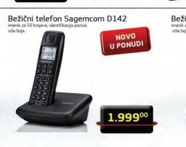 Telefon fiksni D-142