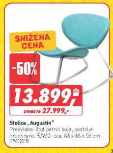 Stolica Augustin