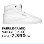 Patike Fabulista MID Reebok, V48331