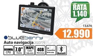 Auto navigacija 2GO779