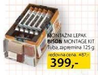 Montažni Lepak Bison Montage Kit