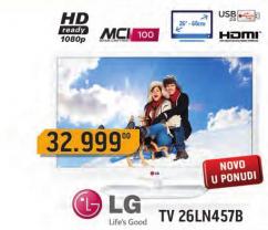Televizor LED 26LN457B