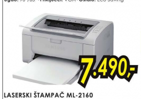 Laserski štampač ML-2160