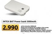 Eksterna baterija za mobilni, Tablet PC, MP3 BAT Power bank 5000mAh