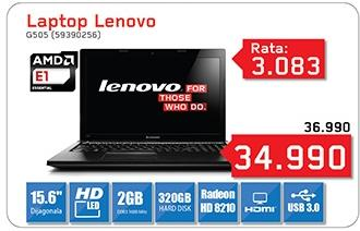 Laptop IdeaPad G505 59390256
