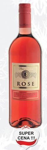 Rose vino super cena