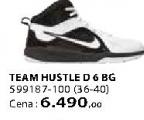 Team Hustled D 6 BG