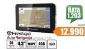 Navigacija GeoVision 4700 Full Europe