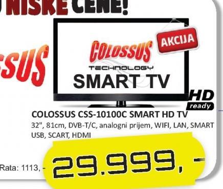 "Televizor LED 32"" CSS-10100C"