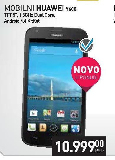 Mobilni telefon Y600