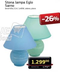Stona lampa Sarno