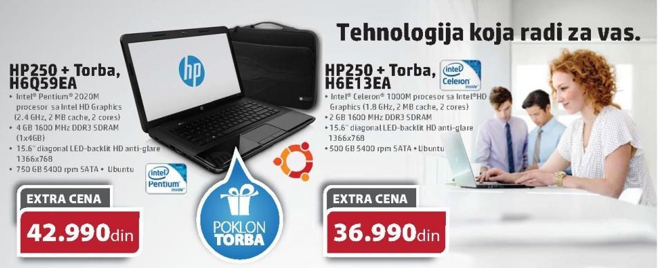 Laptop 250 H6E13EA