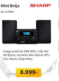 Mikro linija XL-UH06H