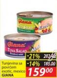 Tunjevina povrće