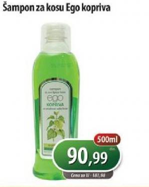 Šampon za kosu Ego kopriva