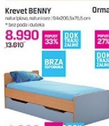 Krevet Benny