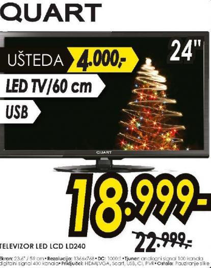 Televizor LED LD240