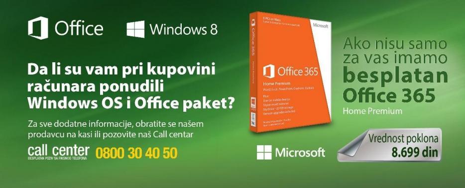 Office i Windows 8