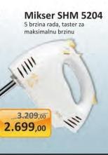 Mikser SHM 5204
