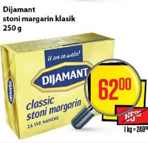 Stoni margarin klasik