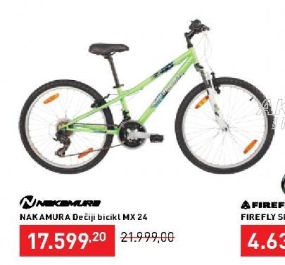 Dečiji bicikl MX 24