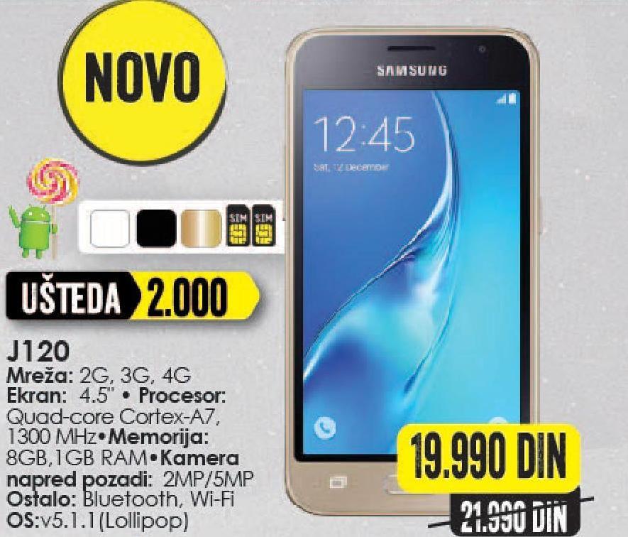 Mobilni telefon Galaxy J120