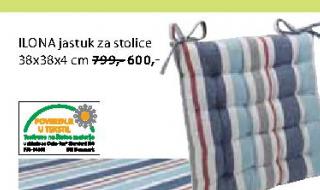 Jastuk za stolice Ilona