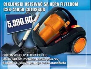 Usisivač Css-4105a